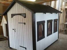 Church Lekstuga ...18 000kr Stockholm, Shed, Outdoor Structures, Lean To Shed, Coops, Barns, Sheds, Tool Storage, Barn
