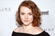 """Actress Shannon Purser, who has been featured on """"Stranger Things"""" and """"Riverdale"""", has come out as bisexual. She posted an emotional message on Twitter on Tuesday after backlash for a now-deleted tweet directed at fans of the Archie reboot """"Riverdale"""", """"shipping"""" the show's female characters Betty Cooper and Veronica Lodge. The two locked lips in … Continue reading """"Shannon Purser Comes Out As Bisexual"""""""