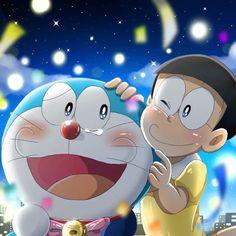 Doraemon The Movie: Nobita's Dinosaur 2006 Cute Cartoon Pictures, Cute Cartoon Drawings, Cute Love Cartoons, Disney Drawings, Cartoon Wallpaper Hd, Cute Disney Wallpaper, Wallpaper Iphone Cute, Doraemon Wallpapers, Cute Wallpapers