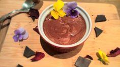 Vegan Chocolate Mousse with Aquafaba