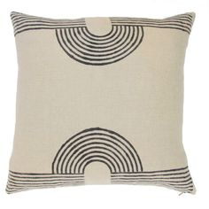 MAGNET | LINEN The perfect neutral accent pillow with our signature magnet design is the pillow you're always looking for: neutral without being boring, graphic without being too cute. Our favorite wo