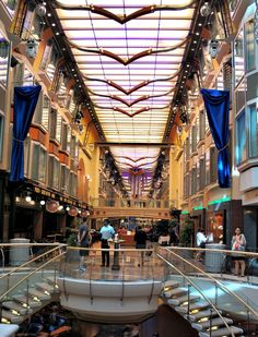 Things to do on the Royal Caribbean Liberty of the Seas