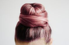 "the-style-files: "" Do the bun Ta-da! A follow-up for my ""do the braid"" post that you guys seem to love a lot. :o Here's an overview of the five most basic buns with links to tutorials. From top to..."