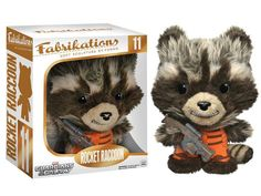 Guardians of the Galaxy Fabrikations Rocket Raccoon - Guardians of the Galaxy (2014 Movie) Funko Figures