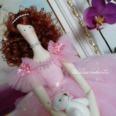 Bailarina ruiva