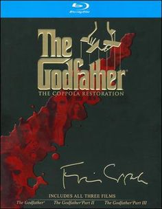 Godfather Collection [4 Discs / Blu-ray]Blu-ray Disc097361386447 Front    @BestBuy.com ($20)