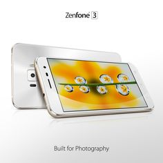 #ZenFone 3 Product Photography, Smartphone, Electronics, Consumer Electronics