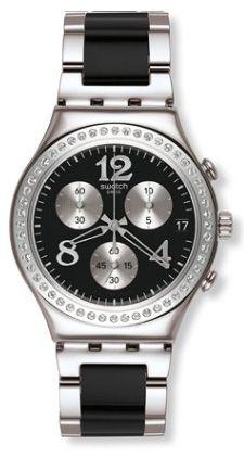 Swatch Secret Thought Black en Skippertime.com, distribuidor autorizado de productos Swatch