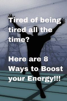 Are you tired of being tired all the time? Here are a few tips to #boost your #energy instantly, just by making a few changes in your #lifestyle. Live right!