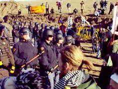 'This Is Stolen Land': 38 Water Protectors Arraigned in North Dakota