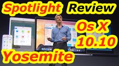 Official Review: Spotlight Updates OS X Yosemite