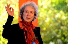 At JLF 2016, the Canadian literary superstar spoke on zombie governments, Game of Thrones and the power of dystopian fiction.