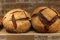 Poilâne rye bread by daveleb, via Flickr