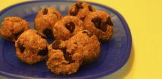 No-Bake Chocolate Chip Cookie Bites