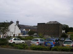 The Old Bushmills Distillery is a distillery in Bushmills, County Antrim, Northern Ireland. It is owned and operated by Diageo plc, and is a popular tourist attraction, with around 120,000 visitors per year.