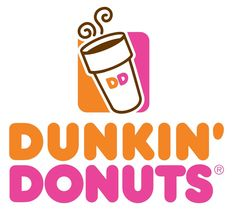 Donuts are one of the world's favourite breakfast items. Dunkin Donuts has over stores in 33 countries outside the U. Dunkin Donuts Recipe, Dunkin Donuts Gift Card, Donut Gifts, Dunkin Dounuts, Fast Food Logos, Logo Food, Donut Logo, Mister Donuts, Birthday Freebies