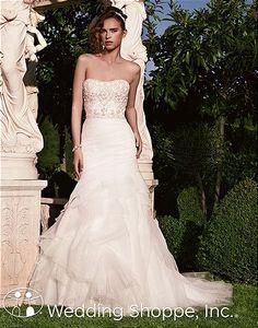 Bridal Gowns Casablanca  2133 Bridal Gown Image 1