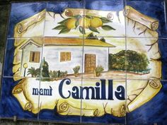 Mami Camilla, Sant'Agnello di Sorrento, Naples, Italy: cooking school, restaurant, tour operator, B&B. This place has it all.