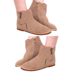 Step it Up Suede Combat Boots! Adorable suede combat boots , super comfy! Available in 5.5, 6, 6.5, 7, 7.5, 8, 8.5 or 10 HarperTrends Shoes Ankle Boots & Booties