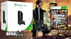 XBOX 360 GTAV