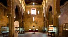 Templo de SAN ROMÁN de TOLEDO Vista interior