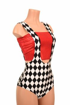 Dance Outfits, Cute Outfits, Punk Looks, Dance Costumes, Playsuit, Leotards, Long Sleeve Tops, Fashion Outfits, Steampunk Fashion