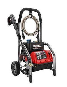 Black Max 1,700 PSI - Electric Pressure Washer DISTRESSED 518209 BM80721