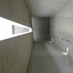 Tadao Ando's Chichu Art Museum in Naoshima.