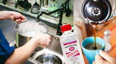 Gör slevar, kastruller och porslin som nya med hjälp av lite ättika. Slipp snuskig disktrasa och stinkande soptunna - med ättika. Så här gör du!