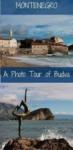 A photo tour of the ancient Ventetian walled town of Budva on Montenegro's coast