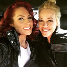 """31.1k Likes, 126 Comments - Dancing with the Stars (@dancingabc) on Instagram: """"We have the morning off in NYC! @petamurgatroyd and @sharnaburgess going to visit the @usweekly…"""""""