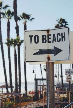 To the beach | The Lifestyle Edit