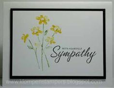 Klompen Stampers (Stampin' Up! Demonstrator Jackie Bolhuis): Close As A Memory