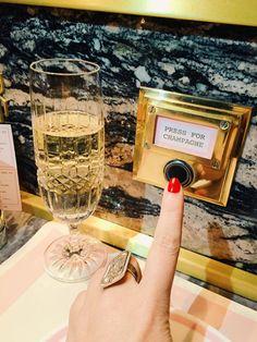 press for champagne | designlovefest
