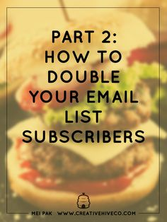 Here are some great ways for building an email list for product based businesses to make more sales!