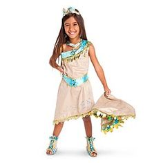 Disney Pocahontas Costume Collection for Kids | Disney Store