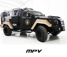 Terradyne Armored Vehicles Gurkha MPV ★。☆。JpM ENTERTAINMENT ☆。★。