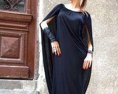 Maxi Dress Asymmetric Kaftan / Long Dress / Delicate от Aakasha