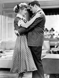 Lucy and Ricky Ricardo - I Love Lucy - from View from the Birdhouse: My 10 All Time Favorite TV Shows Hollywood Heroines, Old Hollywood Movies, Vintage Hollywood, Lucy And Ricky, Lucy Lucy, William Frawley, I Love Lucy Show, Lucille Ball Desi Arnaz, Actor