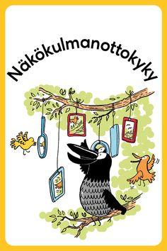 Learn Finnish, Self Help, Mindfulness, Clip Art, Positivity, Kids Rugs, Teaching, Life Coaching, Kid Friendly Rugs