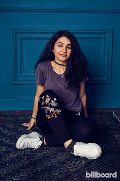 ~Alessia Cara. This girl is so underrated. She has an amazing voice and I'm obsessed with her music.