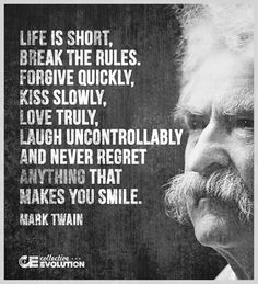 Mark Twain w Life Quotes Love, Badass Quotes, Wise Quotes, Quotable Quotes, Famous Quotes, Great Quotes, Words Quotes, Wise Words, Funny Quotes