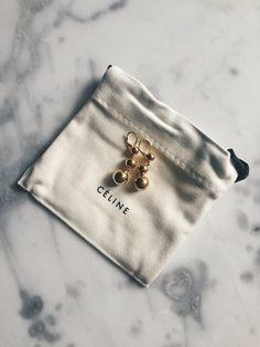 Céline #earrings #jewelry
