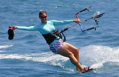 Kiteboarding Lessons in Cabarete, Dominican Republic    Learn kitesurfing from professional kiteboarder Laurel Eastman's awesome team.    If you're an aspiring kiteboarder, or want to really improve your skills, this is the place for YOU!
