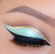 #Heavenly Mineral Eye Pigment, & Precious Precision Eyeliner, 3D Fiber Lash #Mascara could duplicate this look. www.CAGoldlash.com