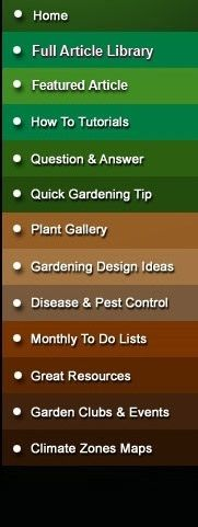 Error 404 For Weekend Gardener Web Magazine