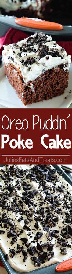 Oreo Puddin Poke Ca