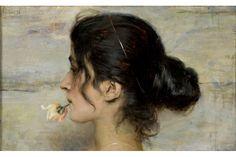 Ettore Tito L'eredità di Tiepolo tra impressionismo e simbolismo  A PALAZZO ZABARELLA
