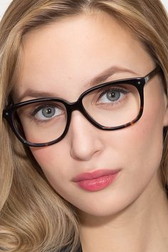 b8b16515dab Escapee S Tortoise Acetate Eyeglasses from EyeBuyDirect. Discover  exceptional style