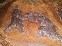 La Patagonia vanta una tradizione secolare per quanto riguarda l'arte del legno. ~ Patagonia Express